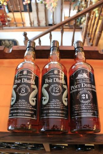 whisky-poit-dhubh