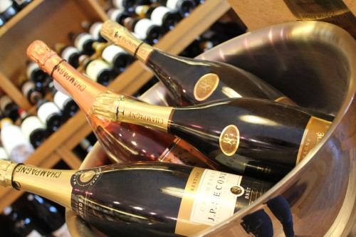 champagne seconde