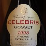 champagne gosset celebris