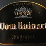 champagne dom ruinart