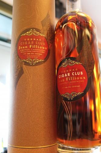 cognac filloux - cigare club