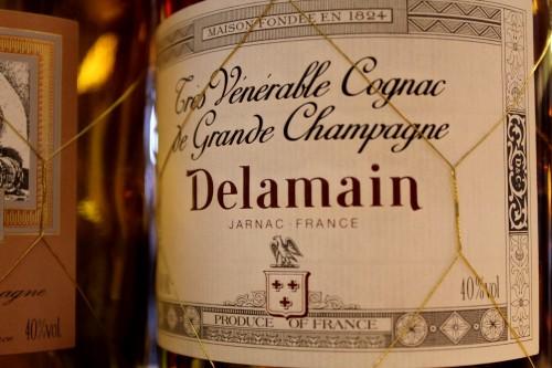 cognac delamain - très vénérable