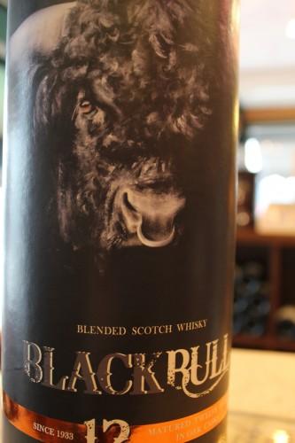 whisky-black bull