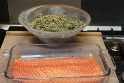 saumon mariné à l'aneth 6